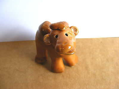Little Guys Retired Camel Miniature Animal Figurine Cindy Pacileo Pottery