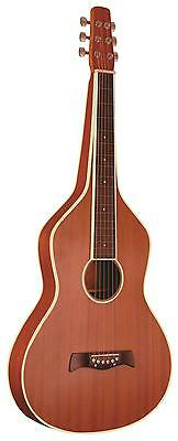 Gold Tone GT-WB Weissenborn Acoustic Lap Steel Guitar with Gig Bag