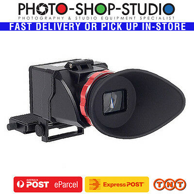 "GGS LCD Viewfinder Swivi S6 3:2 4:3 3.0"" 3.2"" (3X, Foldable, Base Plate)"