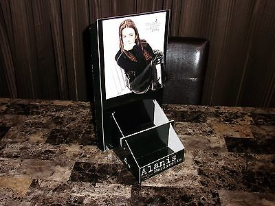 Alanis Morissette Rare Promo 3D Stand Up Counter Display Prop Jagged Little Pill