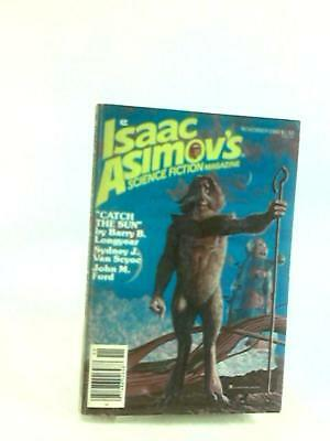 Isaac Asimov's Science Fiction Magazine No (George H Scithers - 1980) (ID:43944)