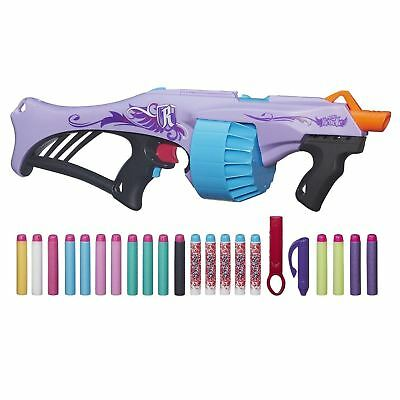 NERF Rebelle Secrets & Spies Fearless Fire