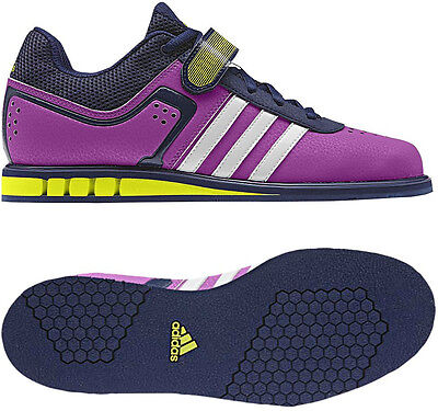 Adidas Powerlift 2.0 Ladies Weight Lifting Shoes - Pink