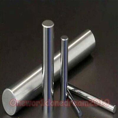99.9999% Purity Pure Tungsten W Solid Round Rod Bar Diameter 3mm Length 150mm