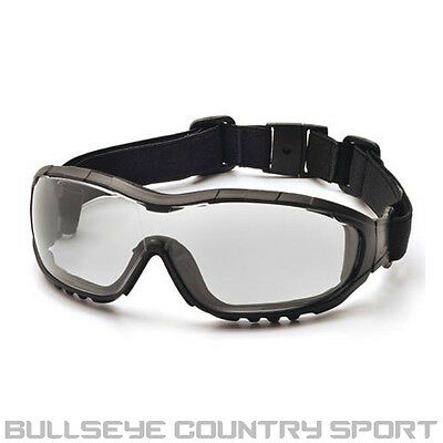 Strike Systems Airsoft Tactical Anti-Fog Safety Glasses 18072 Protective