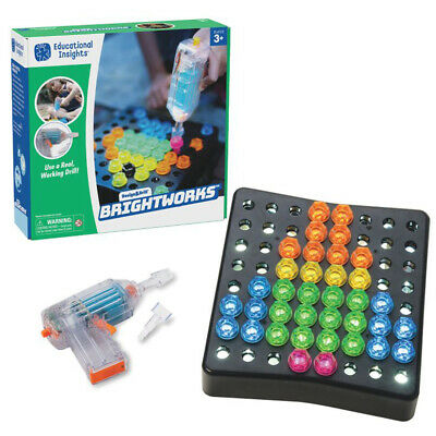 Learning Resources Design & Drill Brightworks NEW