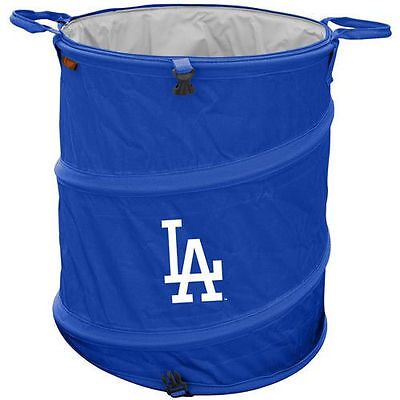 Los Angeles Dodgers Collapsible 3-in-1 Trashcan Cooler - MLB