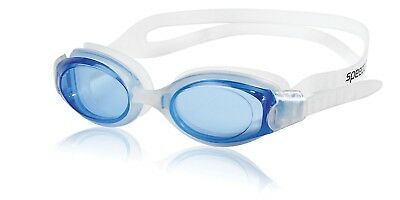 Speedo Hydrosity Swim Swimming Goggle Durable Anti Fog Goggles Blue 7500633-004