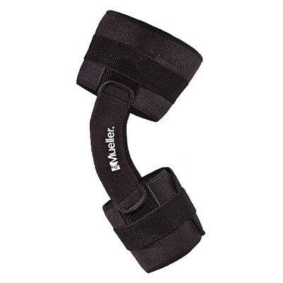 Mueller Sports Hinged 2100 Pro Level Knee Brace Support Lateral Protection 2100
