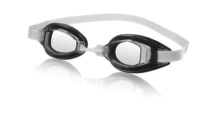 Speedo Sprint Swim-Swimming Performance Racing Competition Goggles Clear New
