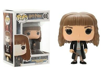 Funko Pop Movies Harry Potter - Hermione Granger Vinyl Collectible Action Figure