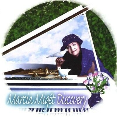 Marcia Miget - Discovery [New CD]