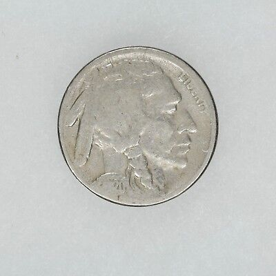 1920 S Buffalo Nickel F Fine Cleaned 2 Two Feathers