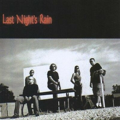 Last Night's Rain - Last Night's Rain [New CD]