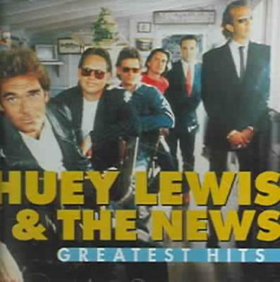 Huey Lewis & The News - Greatest Hits Used - Very Good Cd