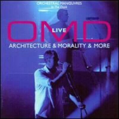 Orchestral Manoeuvre - Live Architecture and Morality and More [Bonus Downloadab