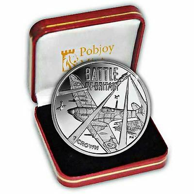 The 2015 75th Anniversary of the Battle of Britain Proof Silver Coin