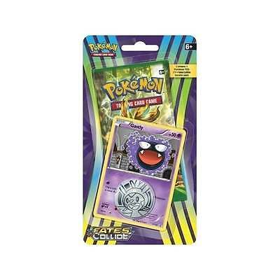 POKEMON XY—FATES COLLIDE * 1 Pack Blister: Gastly
