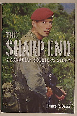 Canadian Army Soldier's Story The Sharp End Reference Book