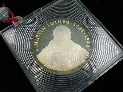 DDR. 20 Mark, 1983 A, Martin Luther, J.-1591, Silber.! orig.! PP.!