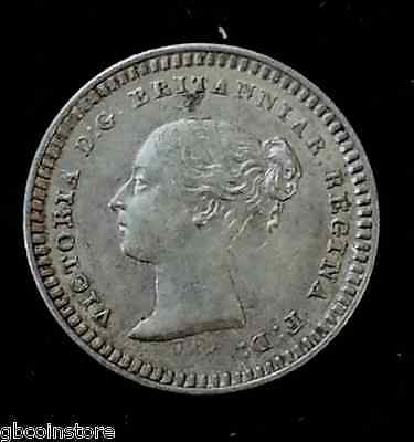 1839 Victoria Silver Threehalfpence (A) Rare High Grade Sharp Detail Spink 3915