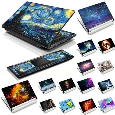 "For 15.6"" 14"" 13.3"" 12"" ASUS Lenovo HP Decal Laptop Sticker Cover Skin Protector"