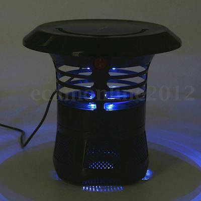 USB Electric LED Mosquito Killer Lamp Fly Bug Insect Pest Control Zapper Trap