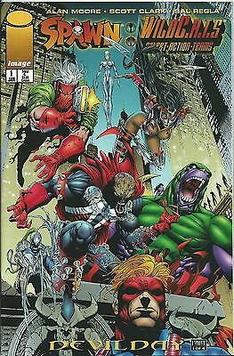 Spawn/ Wildcats #1 (Of 4) (Image)