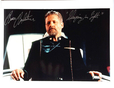 Babylon 5 Autograph 8x10 Photo Signed by Bruce Boxleitner as Sheridan (LHAU-572)