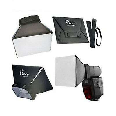Universal Flash Lamp Light Soft Box Mini Diffuser Useful for All SLR Cameras MI