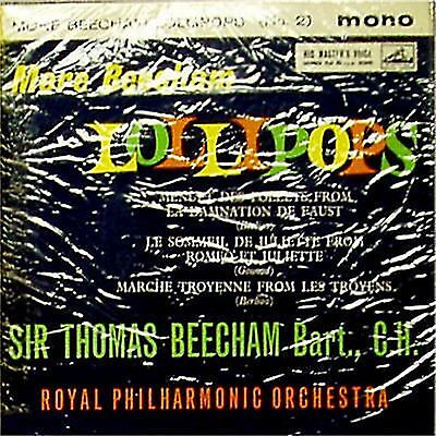 ROYAL PHILHARMONIC 'MORE BEECHAM LOLLIPOPS' 60's UK EP