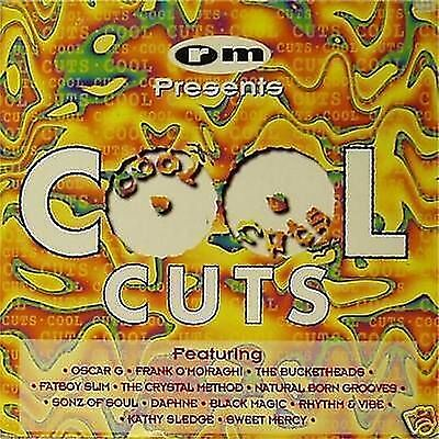 Various Artists 'cool Cuts' Uk Double Lp