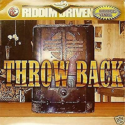 Riddim Driven 'throw Back' Us Import Double Lp