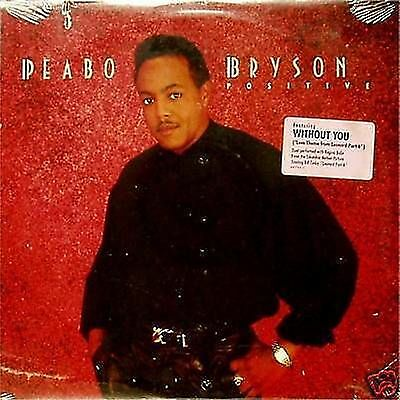 Peabo Bryson 'positive' Us Import Lp Sealed