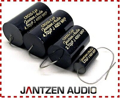 MKP Cross Cap   10,0 uF (400V) - Jantzen Audio HighEnd