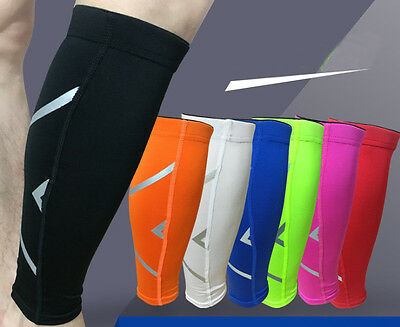 COMPRESSION Running Calf Leg Sleeve Relief Leg Pain Outdoor Sport Unisex Socks