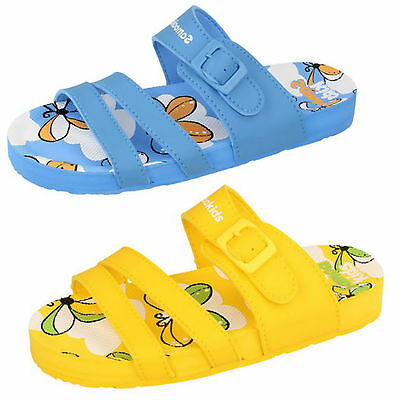 Wholesale Girls/Boys Sandals 12 Pairs Sizes 31-35  BUTTERFLYS