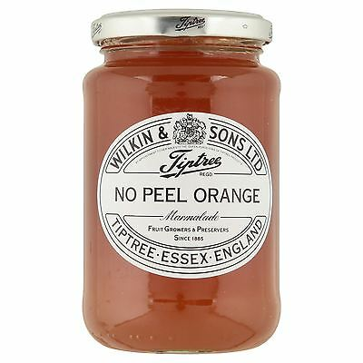 Wilkin & Sons Ltd Tiptree No Peel Orange Marmalade 454g