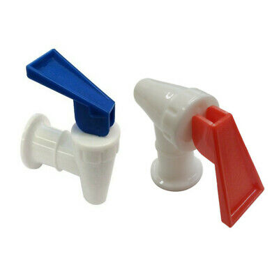Water Cooler Faucet for Tomlinson Hot and Cold, RED and BLUE Combo Pack of 2