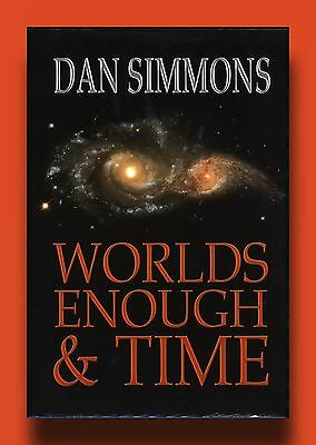 Dan Simmons *worlds Enough & Time *mint S&n Limited 1St Edition Slipcased