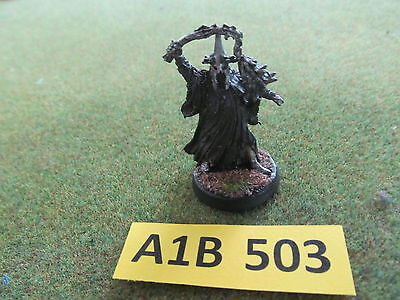 LoTR Lord of the Rings - oop painted metal Witch King of Angmar