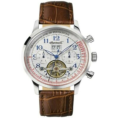 INGERSOLL MONTRE DREAM IN7202RWH Femmes Automatique or Rose