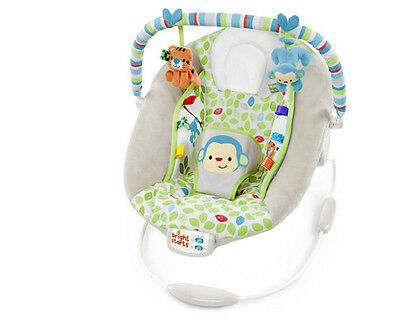 Comfort & Harmony Cradling Bouncer - Merry Monkeys