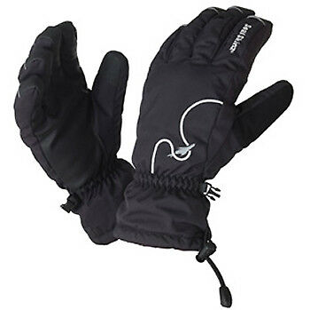SealSkinz Ladies Ski Glove - Black