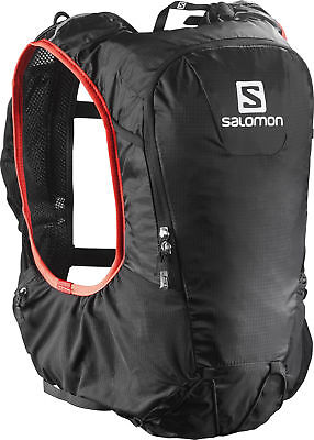 Salomon Skin Pro 10 Set Hydration Backpack - Black