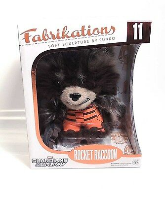 ESL839. GUARDIANS of the GALAXY: Rocket Raccoon #11 Fabrikations by Funko