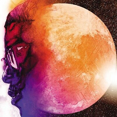 Kid Cudi MAN ON THE MOON: END OF DAY Debut Album GATEFOLD New Sealed Vinyl 2 LP
