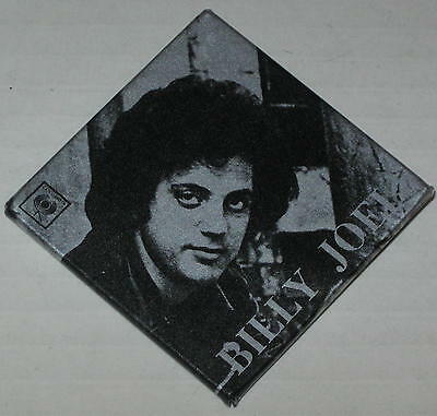"Billy Joel Album Cover Pin 2"" x 2"""