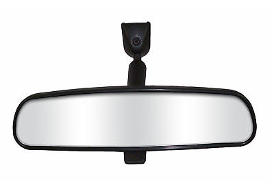 """Universal 10"""" Day/Night Rearview Black Windshield Mirror for Car-Truck-Auto"""