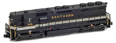 AZL  Z Scale Southern SD45 High Nose Locomotive Road Number 3116